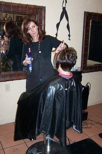 plastic sissy salon punishment 1000 images about salon on pinterest capes plastic