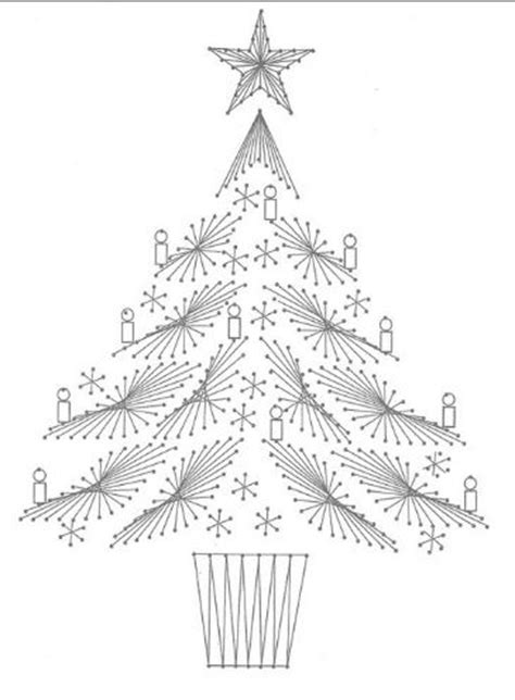 String Tree Pattern - 17 best images about paper embroidery patterns on