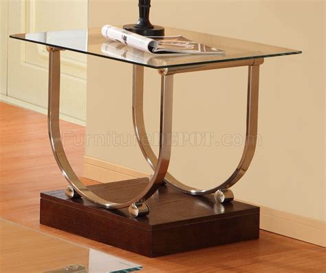 Glass Top Coffee Tables With Wood Base Clear Glass Top Modern Coffee Table W Wood Box Base Drawers