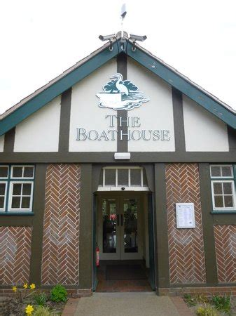 the boat house ellesmere signage picture of the boat house ellesmere tripadvisor