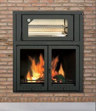 inserti camino a legna prezzi inserto a legna con forno ferlux vendita inserto a legna