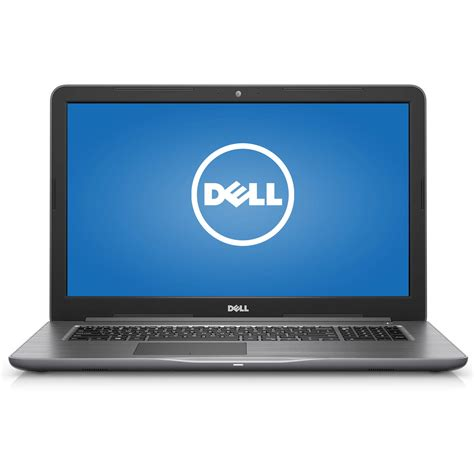 Laptop Dell Inspiron I5 dell inspiron i5767 0018gry 17 3 quot hd laptop 7th generation intel i5 7200u vip outlet