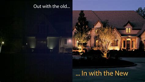 landscape lighting repair landscape lighting repair upgrades and led conversion