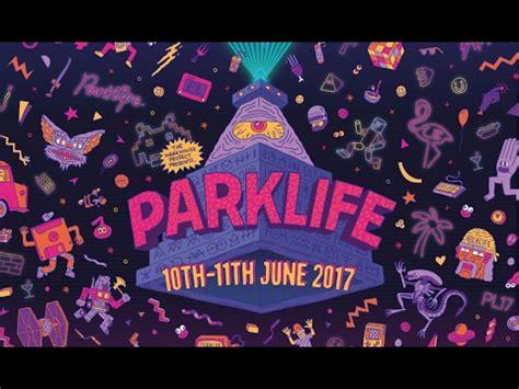 Parklife 2017 Revealed - YouTube Parklife Graphics