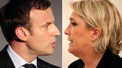 emmanuel macron marine le pen french election emmanuel macron beats marine le pen