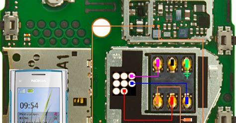 Cek Hp Nokia X2 nokia x2 00 insert sim solution jumper teknik dasar