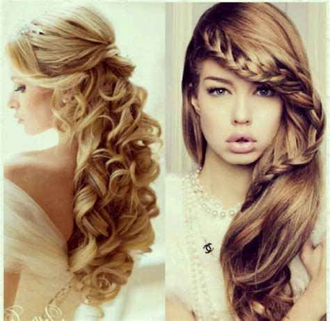hairdos for for prom hairstyles for curly hair hairstyles ideas