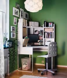 small home office decor ikea workspace organization ideas 2011 digsdigs