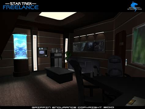 ready room u s s archer ready room image trek freelance mod for trek elite mod db