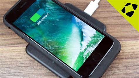 how to add wireless charging to the iphone 7 7 plus