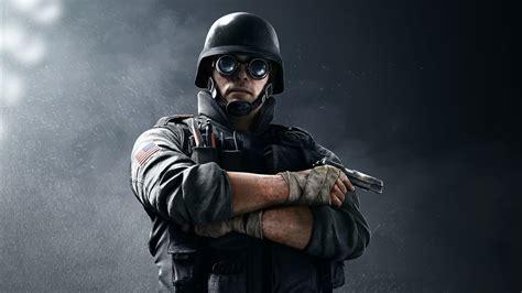 wallpaper tom clancys rainbow  siege fbi swat