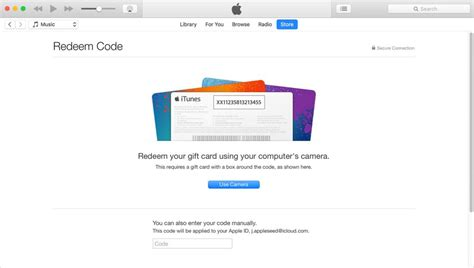 How To Buy Itunes Music With A Gift Card - how to buy music on itunes using gift card photo 1