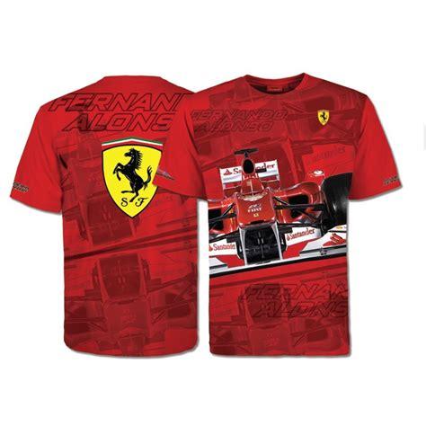 T Shirt Ferari fernando alonso t shirt buy