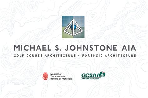 golf course design expert witness michael s johnstone aia expert witness architect golf