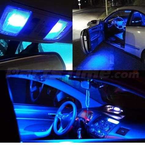 how cars run 1994 nissan maxima interior lighting 13 blue led lights interior package for 2007 2012 nissan altima coupe
