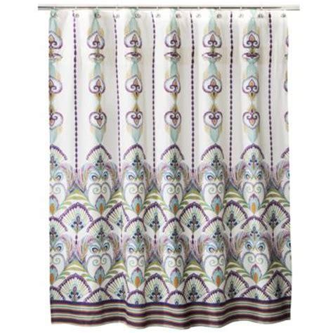 boho boutique utopia shower curtain boho boutique luca shower curtain 72x72 quot