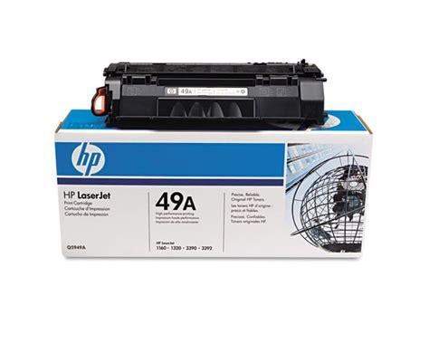 Harga Toner Catridges Hp 49a Laserjet 11601320n hp lj 1320 toner cartridge prints 6000 pages 1320n 1320nw 1320tn