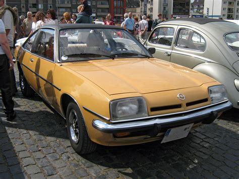 1975 Opel Manta Information And Photos Momentcar