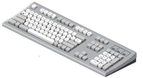 Keyboard Laptop Output computer education computer basics input device and output device