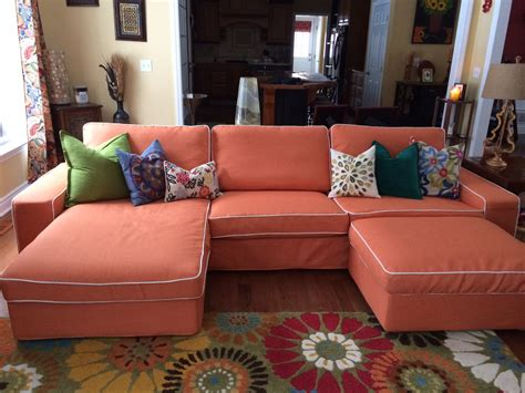 Ikea Sofa Orange Ikea Kivik Sofa Series Review Comfort Works Blog