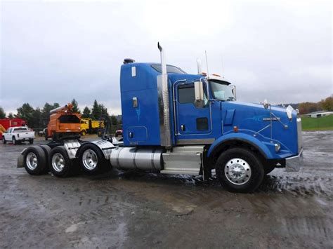 kenworth t800 truck 2013 kenworth t800 sleeper truck for sale 395 450 miles