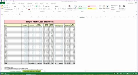 excel balance sheet template  exceltemplates