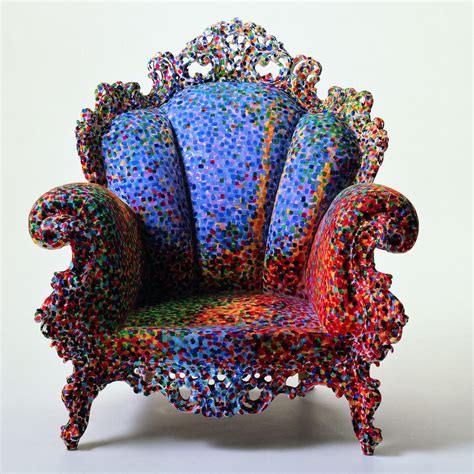 poltrona proust design is alessandro mendini proust chair