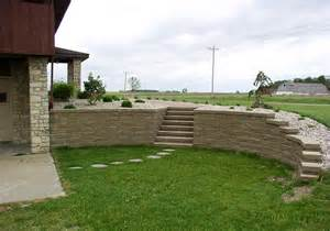 Design For Diy Retaining Wall Ideas Retaining Wall Design Ideas Corner