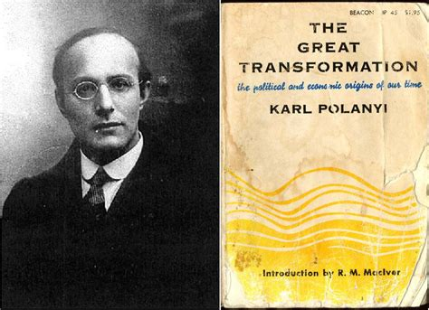 karl polanyi a on the left books 3quarksdaily karl polanyi and the great transformation