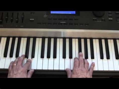 tutorial piano summertime how to play summer on piano calvin harris summer piano