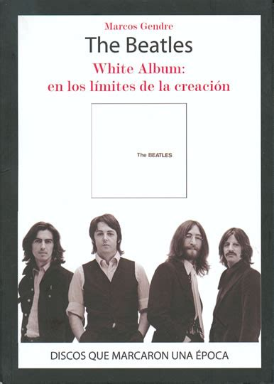 libro the white album libros