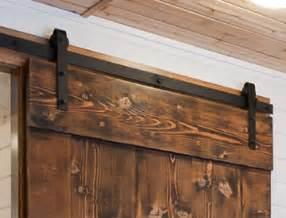 stanley barn door hardware