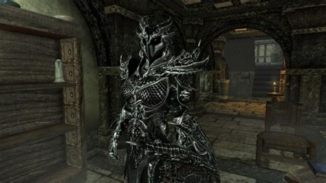 skyrim daedric armor and weapons the skyrim mod forge episode 10 rainbow colors