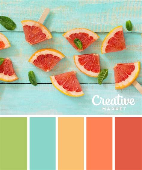 what are summer colors 15 downloadable pastel color palettes for summer