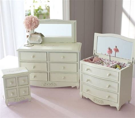 bedroom in a box for kids madeline jewelry box collection pottery barn kids