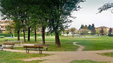 parco bergamo accordo in comune i volontari presidieranno i parchi di