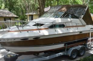 sun runner cabin cruiser 1986 for for 9 500 boats
