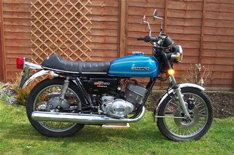 Suzuki 250 Gt 1981 Suzuki Gt 250 X 7 E Spoked Wheels Moto Zombdrive