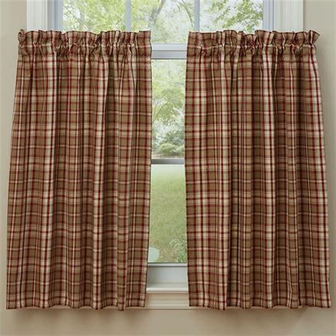 42 x 36 curtains cumberland curtain tiers 72 quot x 36 quot park designs
