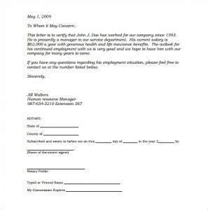 child benefit section address how to write a notarized letter template business