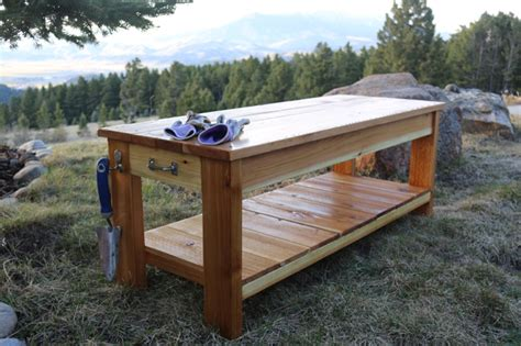 free backless simple wood bench plans vintage