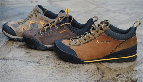 ll bean mens hiking boots a trio of casual hiking shoes compared merrell sight
