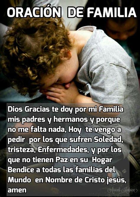 dios bendice mi hogar mi esposo y mis hijas carteles m 225 s de 25 ideas fant 225 sticas sobre oracion por mi familia