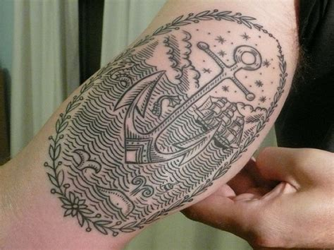 duke riley tattoo nautical tattoos look best on someone else 30 pictures