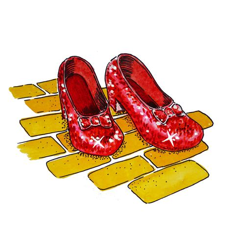 ruby slippers clip shreveport needs some ruby slippers forward now