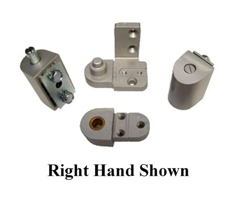 Commercial Glass Door Hinges Ykk Offset Pivot Hinge Set For Aluminum Storefront Glass Commercial Doors Ebay