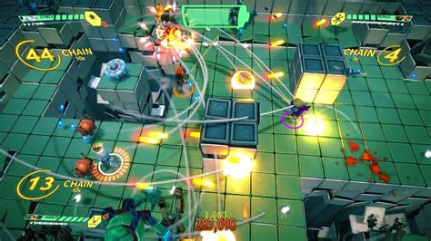 android assault cactus assault android cactus review for ps4 gaming age