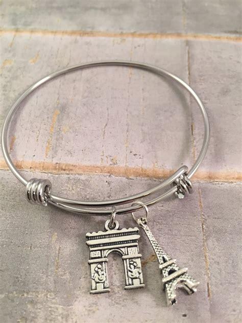eiffel tower bracelet bracelet arc de triomphe