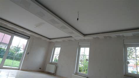 Der Decke by Bildergalerie Trockenbauarbeiten Teilabh 228 Ngung Der Decke