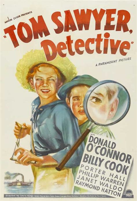 tom sawyer detective movie posters from movie poster shop